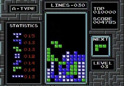 Japanese Study Progress Is Tetris