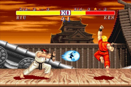 Video Game Twisted Translations Street Fighter 2a