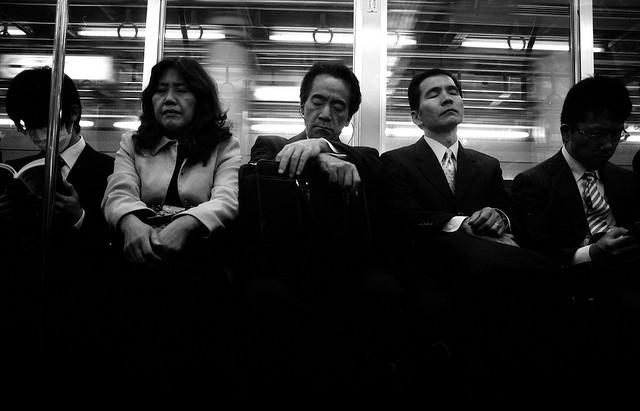 The Deprressing Japanese Work Week Song