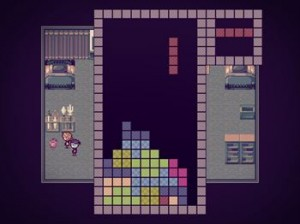 If you want, you can just download the game to play Tetris...