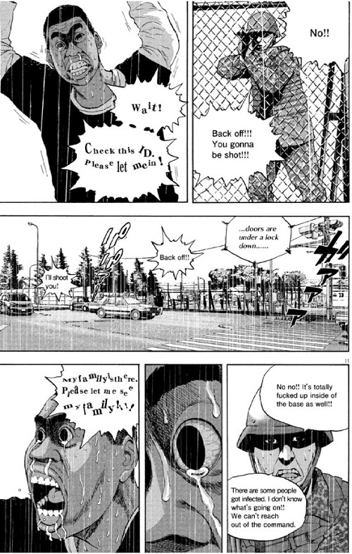 When English Goes To Far In Japanese Manga 1 -