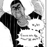 When English Goes Too Far In Japanese Manga Preview