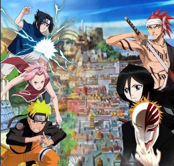 The 4 Kings Of Shonen Anime 10