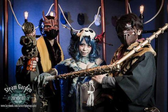 Steam Punk Japan - 3