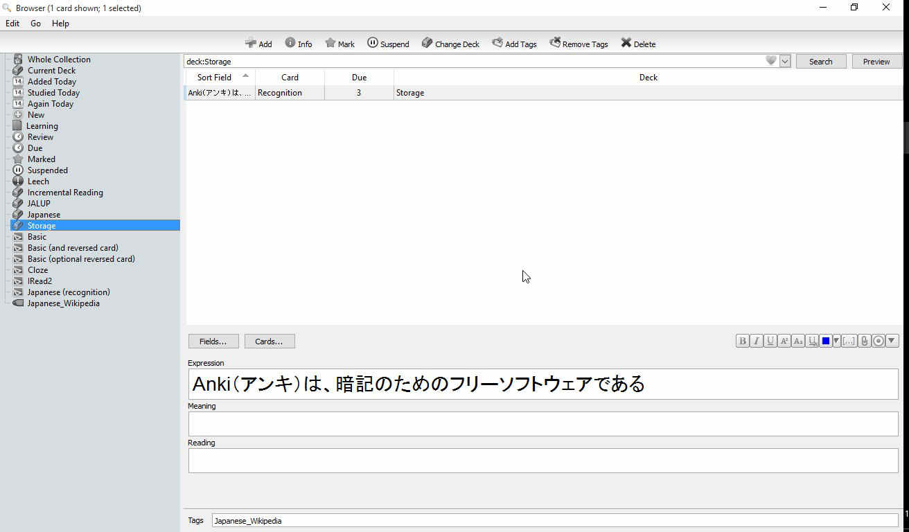 Using Incremental Reading For Fast Anki Sentence Creation 13