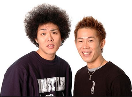 3 Extremely Funny Japanese Comedian Duos 3