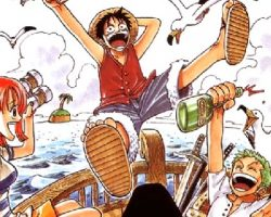 Manga Quiz: One Piece