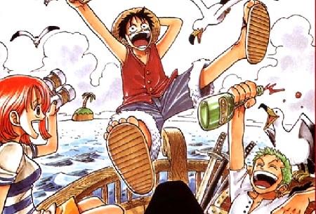 Manga Quiz - One Piece 1