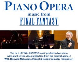 Final Fantasy Piano Concert Interpreter